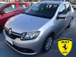 Renault logan 2016 1.6 expression 8v flex 4p manual