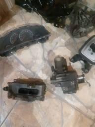 Robozinho atuador marcha pedal módulo painel tudo do meriva tiptronic