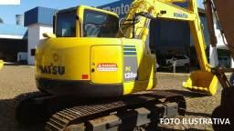 Escavadeira Hidráulica Komatsu - PC138US-8 (EH100)