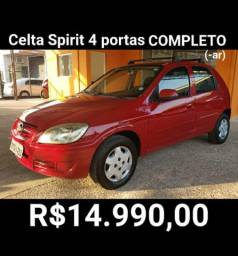 Gm Celta Spirit Flex 4p Completo (-ar)