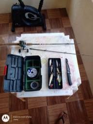 Vendo material de pesca