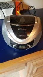 CD Player Mondial - em perfeito estado