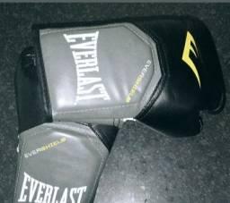 Luva de Boxe Everlast/Muay Thai - 8 oz