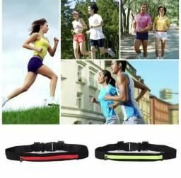 Pochete para atividades fisicas academia corrida e caminhada