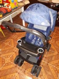 Carrinho De Passeio Upper Reclinável 4 Posições Tutti Baby
