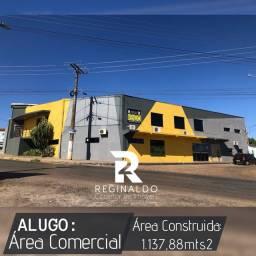 Alugo Área Comercial - opções de Lojas e 1 piscina semiolímpica