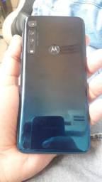 Motorola One Macro Azul Espacial 64GB