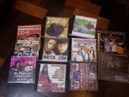 Coleção 12 CDs variados