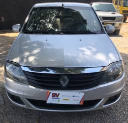Renault Logan Expression 1.6 8v 2012 flex