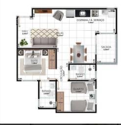 Vende-se agil apartamento