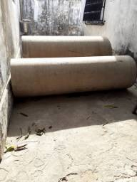 Vende-se dois tubos para cisternas
