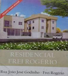 Apartamento novo residencial Frei Rogério