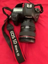Canon EOS 5D + lente