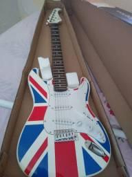 Guitarra Eagle Inglaterra