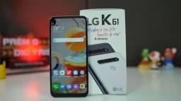 LG K61 Novo Lacrado com garantia