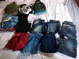 Vendo lote de roupas atuais para brechó ou bazar