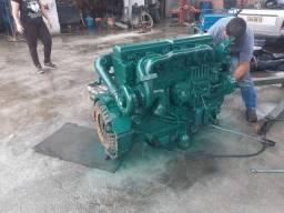 Motor Scania 112/113
