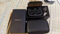 Fone de Ouvido Bluetooth 5.0 com Power bank de 4200mAh de bateria e resistência a água
