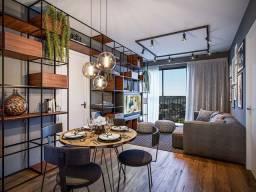 )( Aptos impecáveis! Arquitetura diferenciada, conforto e comodidade! 2 ou 3Q com suíte