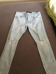 Calça masculina renner skinny