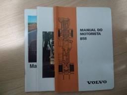 Manual do motorista (Ônibus Volvo)