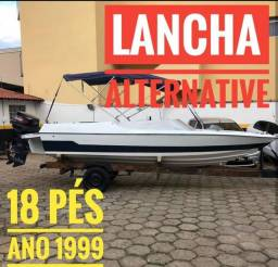 LANCHA ALTERNATIVE