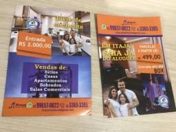 Promoção Panfleto 14x10 Frente e Verso