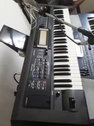 Teclado Roland gw8 versão  2  , oportunidade..