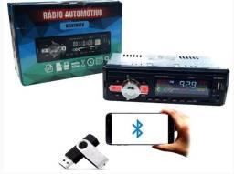 Rádio Automotivo Bluetooth YDtech com USB e MP3 81855