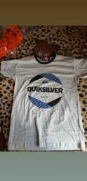 T-shirts Quiksilver