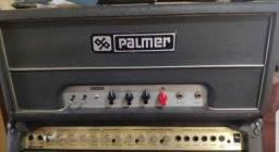 Cabeçote 100w Valvulado Palmer 1970