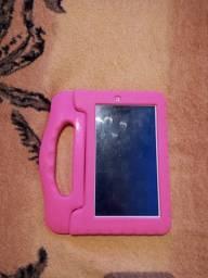 Tablet pouco tempo de uso