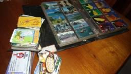 Coleção de Cartões de Orelhão