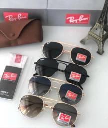 Linha da Rayban / óculos de Sol