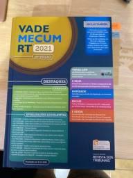 Título do anúncio: Vade Mecum RT 2021