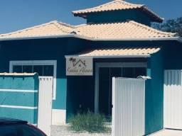 Vendo casa linear - 2 quartos com 1 suíte - Última unidade, aproveite!