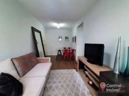 Apartamento com 2 dormitórios para alugar, 80 m² por R$ 2.700,00/mês - Centro - Balneário