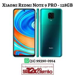 Xiaomi Redmi Note 9 Pro 6gb Ram - 128gb Armazenamento / Global / Cor Verde / Betim