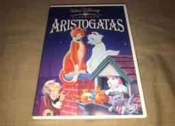 DVD Aristogatas - Disney - 1ª Edição
