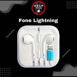 Fone lightning iPhone