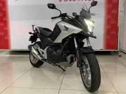 Honda NC750X Muito ZERA sem Detalhe!