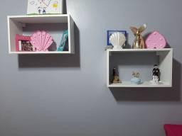 Móveis para quarto de criança.