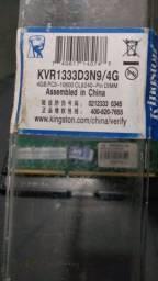 Memoria DDR3 1333D3N9 / 4G