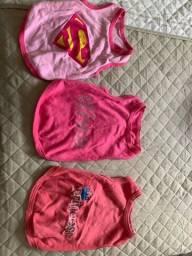 Trio de Camisas