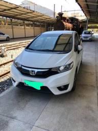 Honda Fit/16 - 16,8 mil Km - Ex Cvt