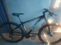 """Bicicleta aro 29, tamanho 17"""" - 21V"""