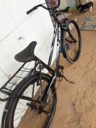 Vendo essa linda bicicleta poti caloi boa só pegar e andar 200 entrego