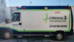 Ambulância Boxer UTI 2014