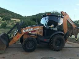 Retroescavadeira Case 580N ano 2019