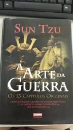 A arte da guerra - Sun Tzu. Os 13 capítulos originais